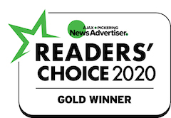 Readers Choice 2020 Gold Award Winner